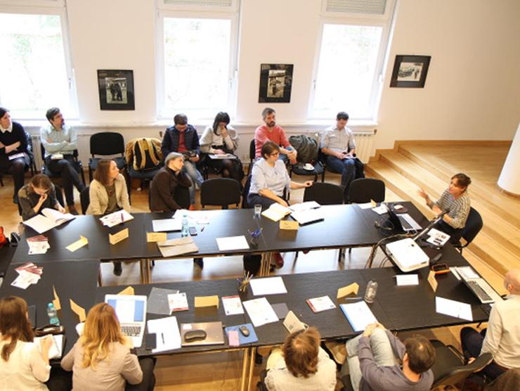 The Hidden Galleries Annual Workshop